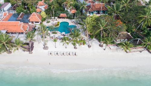 A bird's-eye view of Chaweng Regent Beach Resort