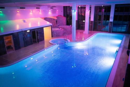 The swimming pool at or near Village Hotel Wirral