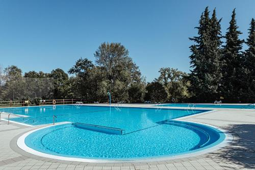 The swimming pool at or close to Camping Zocco