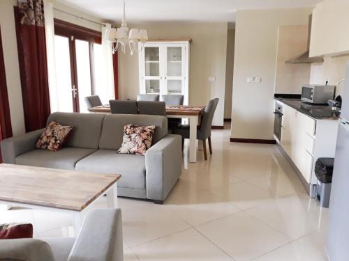 Uma área de estar em Acoya Curacao Resort, Villas & Spa