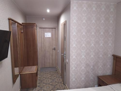 Ванная комната в Бутик-Отель Сургут