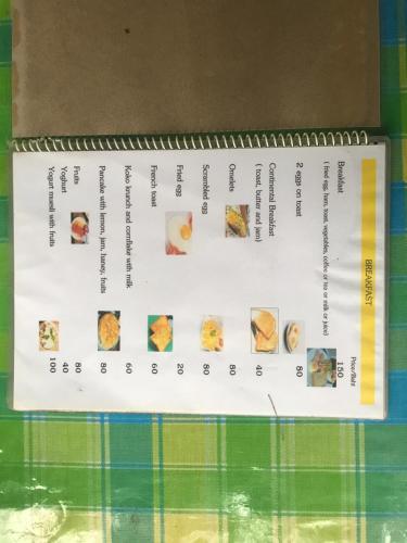 The floor plan of j2b bungalows @ long beach