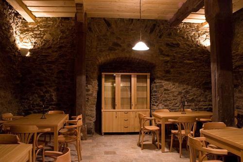 Restaurace v ubytování Penzion Zlatý vůl