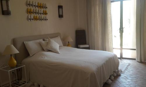 Un ou plusieurs lits dans un hébergement de l'établissement Douar Lain