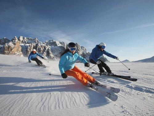 Skifahren im Bed & Breakfast oder in der Nähe