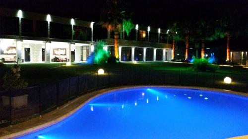 The swimming pool at or close to Hotel Viñas del Sol