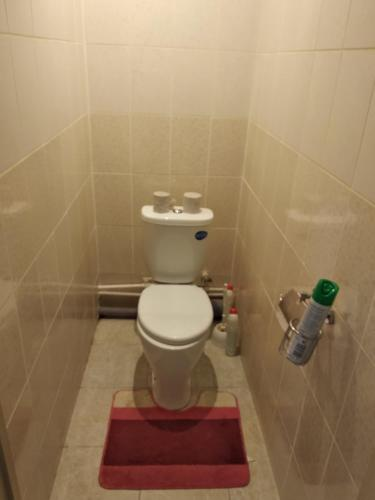 A bathroom at Каменка