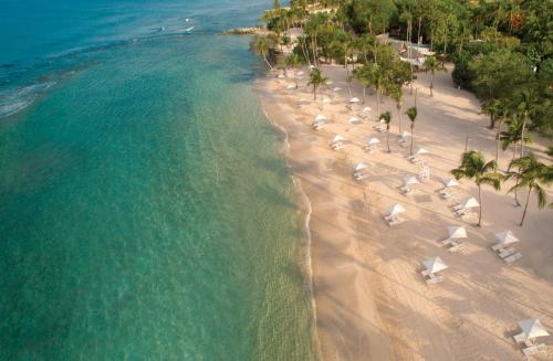 A bird's-eye view of Casa de Campo Resort & Villas