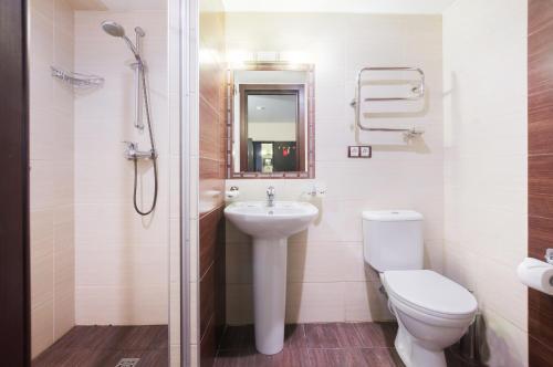 Ванная комната в Гостевой дом у Садовой