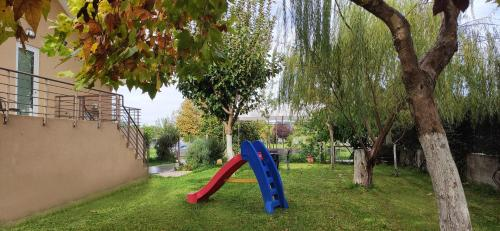 Children's play area at Nzeb Villa