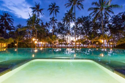 The swimming pool at or near High Season Pool Villa & Spa