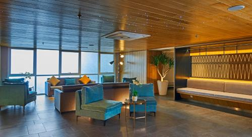 The lobby or reception area at Swiss-Garden Hotel & Residences, Genting Highlands
