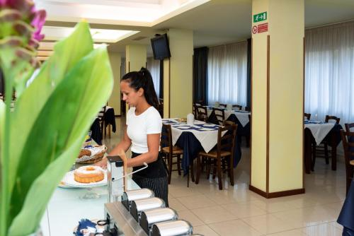 Ristorante o altro punto ristoro di Hotel Gabbiano