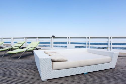 Piscina di Terme Beach Resort o nelle vicinanze