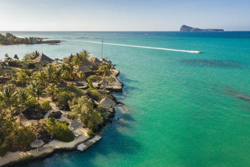 Een luchtfoto van Paradise Cove Boutique Hotel (Adults Only)