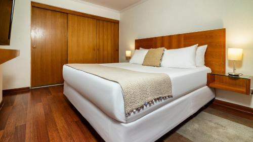 Cama o camas de una habitación en Time Apartment