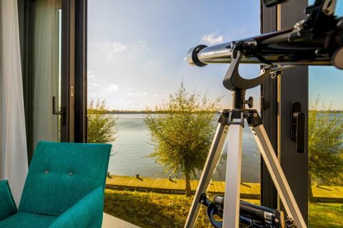 Het fitnesscentrum en/of fitnessfaciliteiten van Postillion Amersfoort Veluwemeer