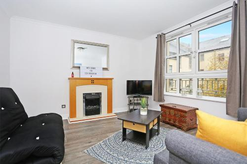 ALTIDO Apartment near The Royal Mile with Free Parking