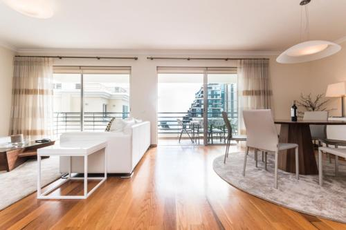 A kitchen or kitchenette at Apartamento Costa Sol