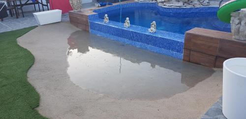 Vista de la piscina de Malaga Sun&House o alrededores