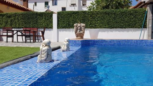 Piscina en o cerca de Malaga Sun&House