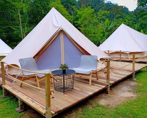Canopy Villa Glamping Park Kampong Sum Sum Harga Terbaru 2021
