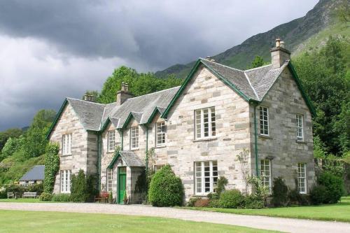 Chesthill House and Estate, Glen Lyon