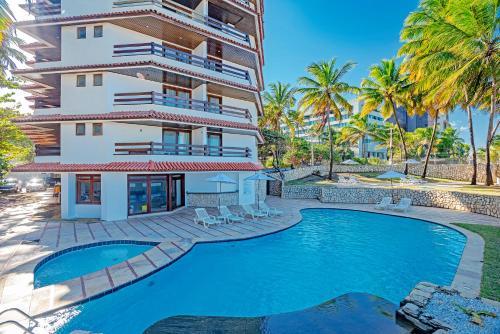 A piscina localizada em JATIÚCA SUITES RESORT by Slaviero Hotéis ou nos arredores