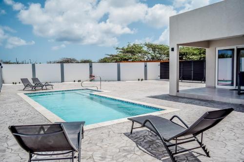 A piscina localizada em NEW ! Cas Bubali ou nos arredores