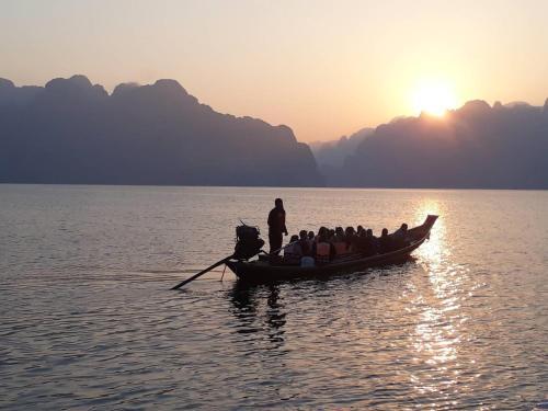 Kanoën bij het resort of in de buurt