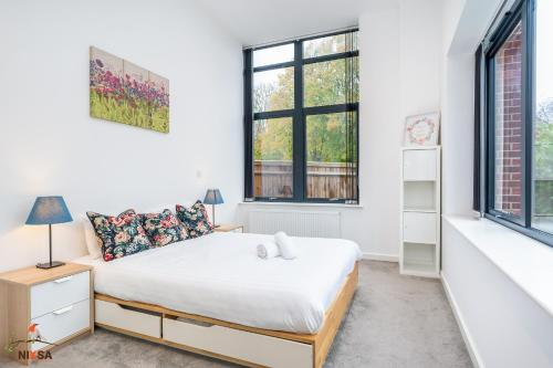 NIKSA Serviced Accommodation - One Bedroom Apartment