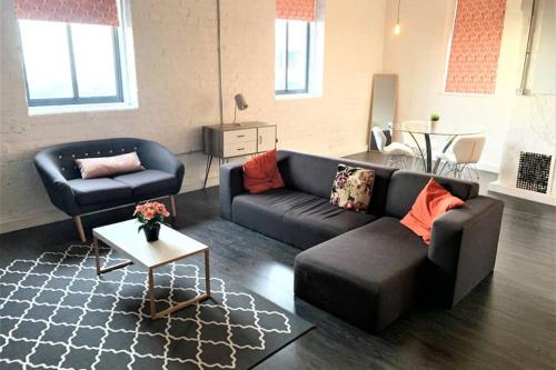 *STUNNING LIVERPOOL BOUTIQUE LOFT STYLE APARTMENT*