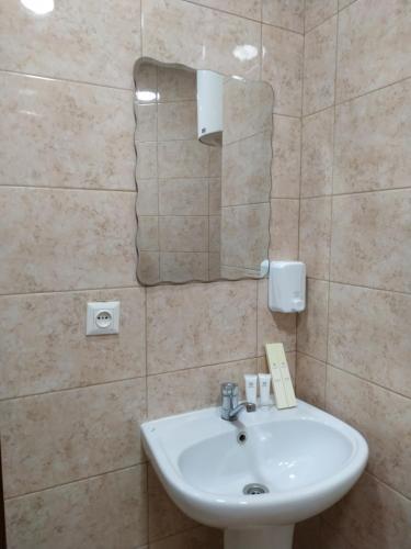 Un baño de Ocean Hotel