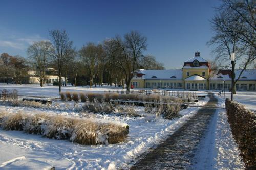 Hotel Thermalis im Winter