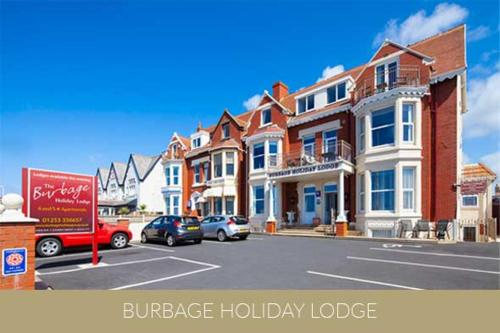 Burbage Holiday Lodge Apartment 6