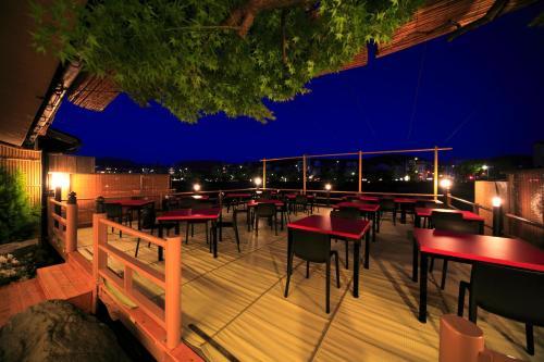 田鶴にあるレストランまたは飲食店