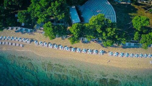 A bird's-eye view of Waterman Svpetrvs Resort - All Inclusive