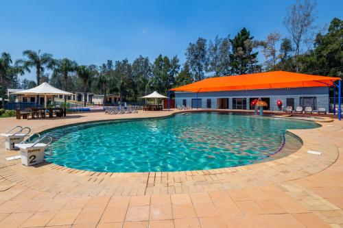 The swimming pool at or near Ingenia Holidays Avina