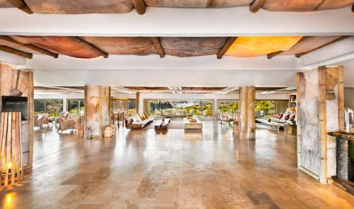 The fitness center and/or fitness facilities at Gran Melia Iguazu