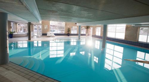 Swimmingpoolen hos eller tæt på Hotel Kommandørgården