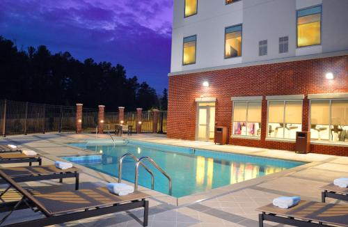 The swimming pool at or near Hyatt Place Augusta