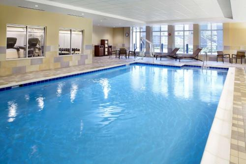 The swimming pool at or near Hyatt Place Cleveland/Lyndhurst/Legacy Village