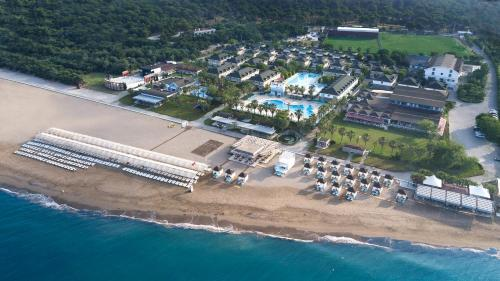 A bird's-eye view of Belek Soho Beach Club