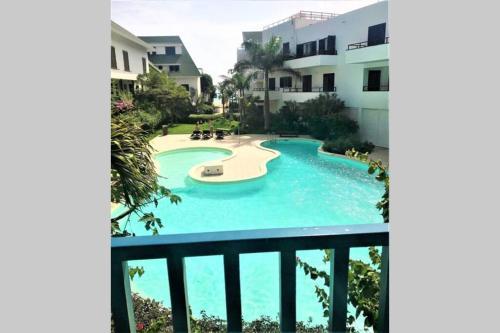 Vista sulla piscina di Leme Bedje o su una piscina nei dintorni