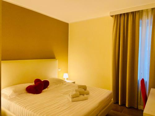 Letto o letti in una camera di Verona Enjoy
