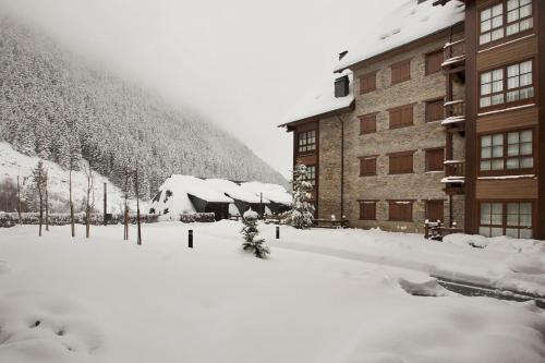 Ticolet by Totiaran during the winter