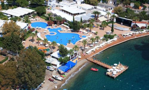 A bird's-eye view of Labranda TMT Bodrum