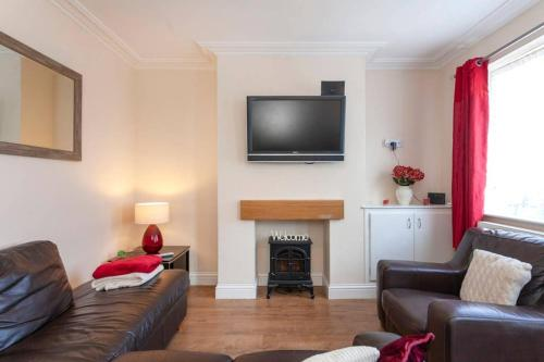 Silver Stag, Comfortable, Spacious and convenient 2 bed house