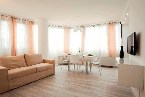 Area soggiorno di Residence Ferrucci