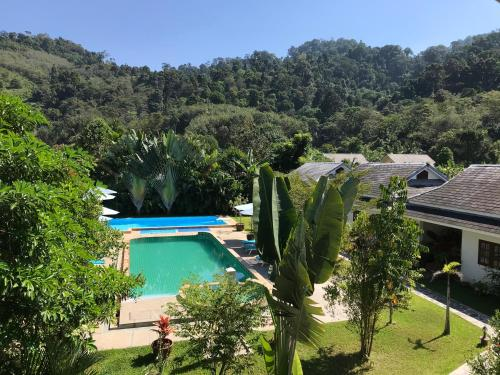 A view of the pool at Villa Colina Khao Lak - Adults Only or nearby